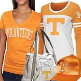 Tennessee Volunteers Fan Gear