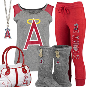 Los Angeles Angels Fan Gear