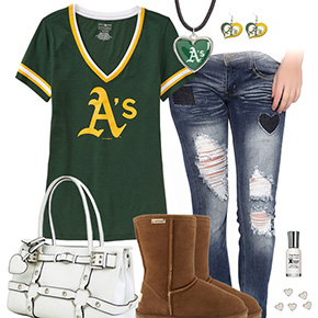 Cute Athletics Outfit