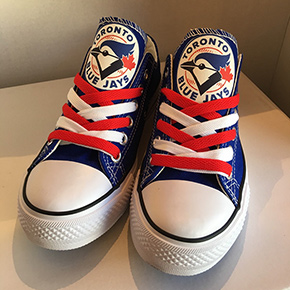 Toronto Blue Jays Designed Sneakers