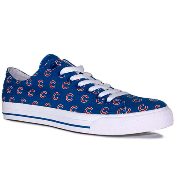 Chicago Cubs Converse Shoes