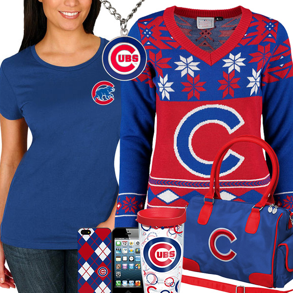 purchase cheap d814a ce7c3 Chicago Cubs Gear, Chicago Cubs Tshirts, Chicago Cubs Decor