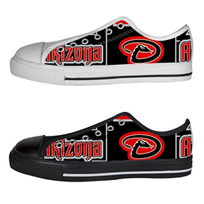 Arizona Diamondbacks Designed Sneakers