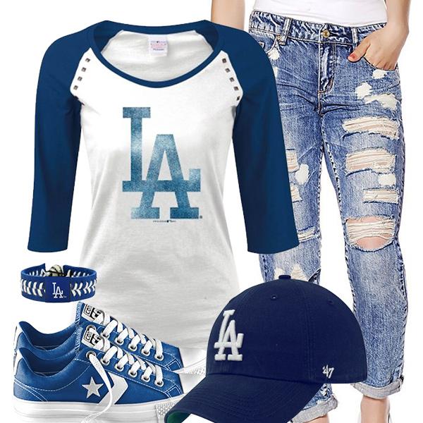 Los Angeles Dodgers Converse, Los Angeles Dodgers Tee