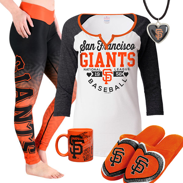 San Francisco Giants Fan Gear ee5ecf0f3