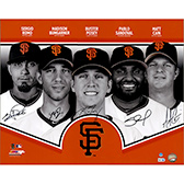 San Francisco Giants Memorabilia