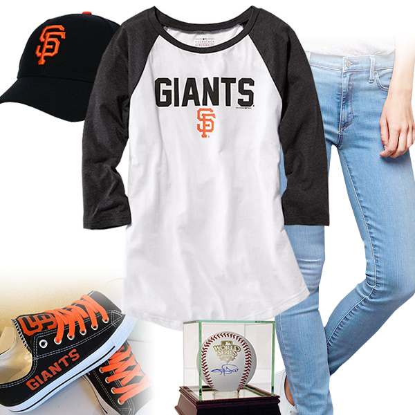 Cute San Francisco Giants Baseball Tee 58563b558