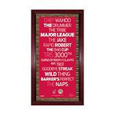 Cleveland Indians Memorabilia