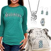 Seattle Mariners Fan Gear