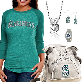 Seattle Mariners Fan Gear
