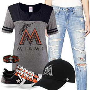 Miami Marlins Cute Boyfriend Style