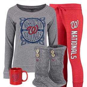 Washington Nationals Fan Gear
