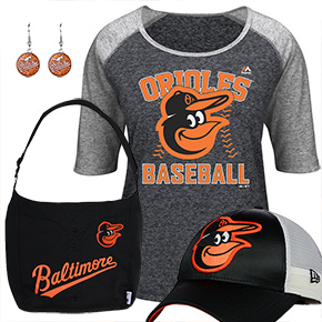 Baltimore Orioles Fan Gear