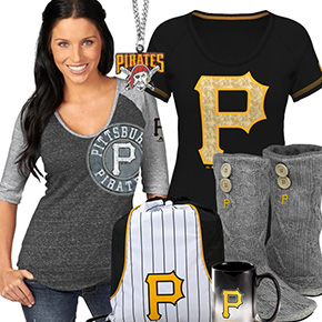 Pittsburgh Pirates Fan Gear