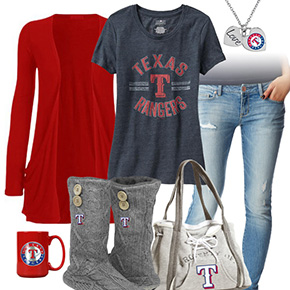 Casual Rangers Outfit