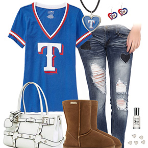 Cute Rangers Outfit