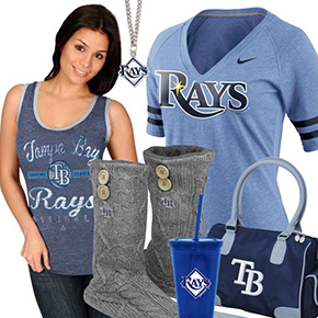 Tampa Bay Rays Fan Gear