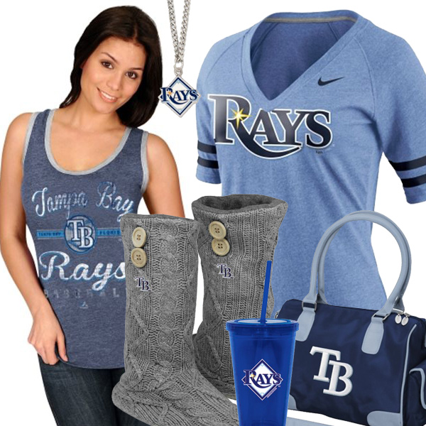 Cute Rays Fan Gear