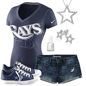 Tampa Bay Rays Summer All Star