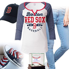 Boston Red Sox Ball Girl