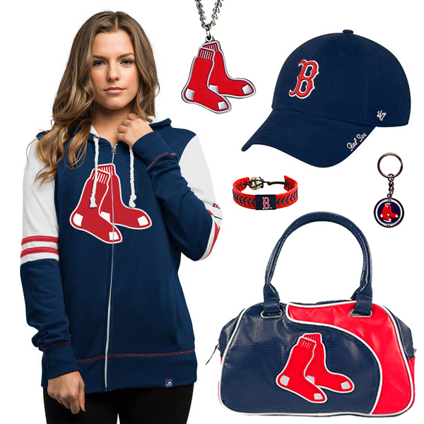 Boston Red Sox Fan Gear