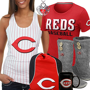 Cincinnati Reds Fan Gear