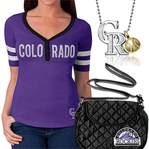 Colorado Rockies Fan Gear