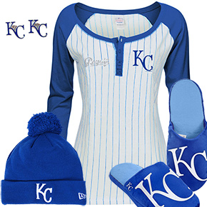 Kansas City Royals Fan Gear