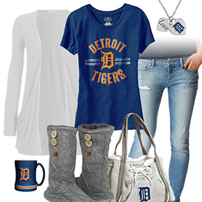 Casual Tigers Outfit