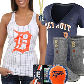Detroit Tigers Fan Gear
