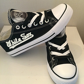 Chicago White Sox Designed Sneakers