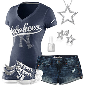 New York Yankees Summer All Star