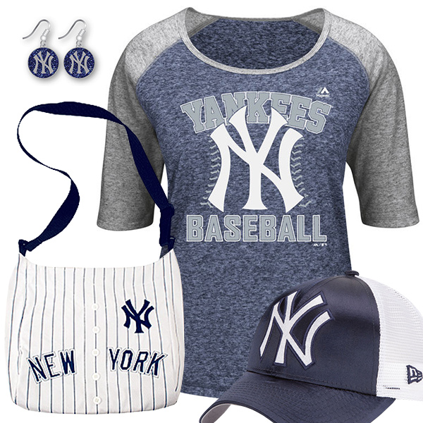Shop New York Yankees Fan Gear f6dadb072aa