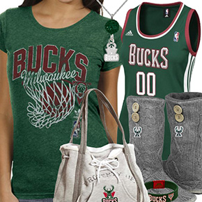 Milwaukee Bucks Fan Gear