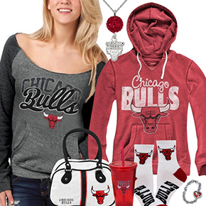 Chicago Bulls Fan Gear
