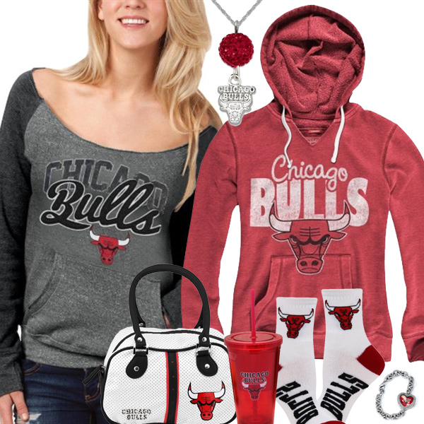 Cute Bulls Fan Gear