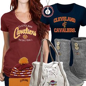 Cleveland Cavaliers Fan Gear