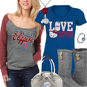 Los Angeles Clippers Fan Gear