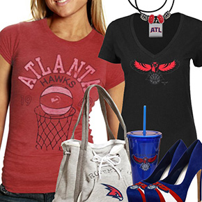 Atlanta Hawks Fan Gear