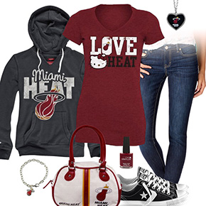 Hello Kitty Heat Outfit