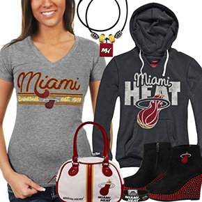 Miami Heat Fan Gear