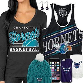 Charlotte Hornets Fan Gear