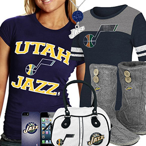 Utah Jazz Fan Gear