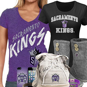 Sacramento Kings Fan Gear