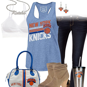 Trendy Chill Knicks Fan