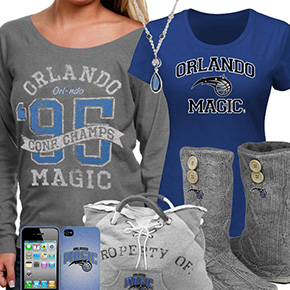 Orlando Magic Fan Gear