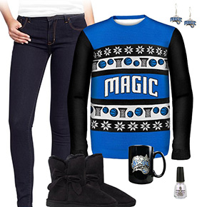 Orlando Magic Ugly Sweater Love