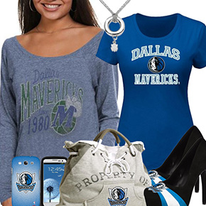 Dallas Mavericks Fan Gear