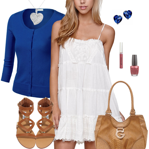 Springtime Dress Outfit Inspiration
