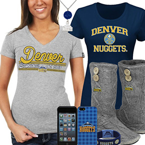 Denver Nuggets Fan Gear